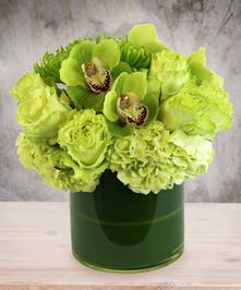 Green Floral Bouquet