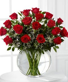 Extraordinary Romance Rose Bowl