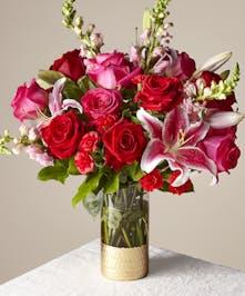 Rose & Lily Bouquet
