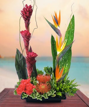Tropical Floral Bouquet