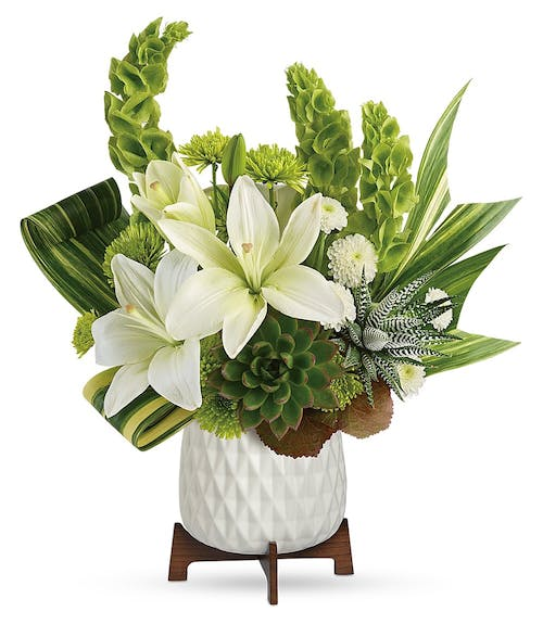 Artistic Angles Bouquet