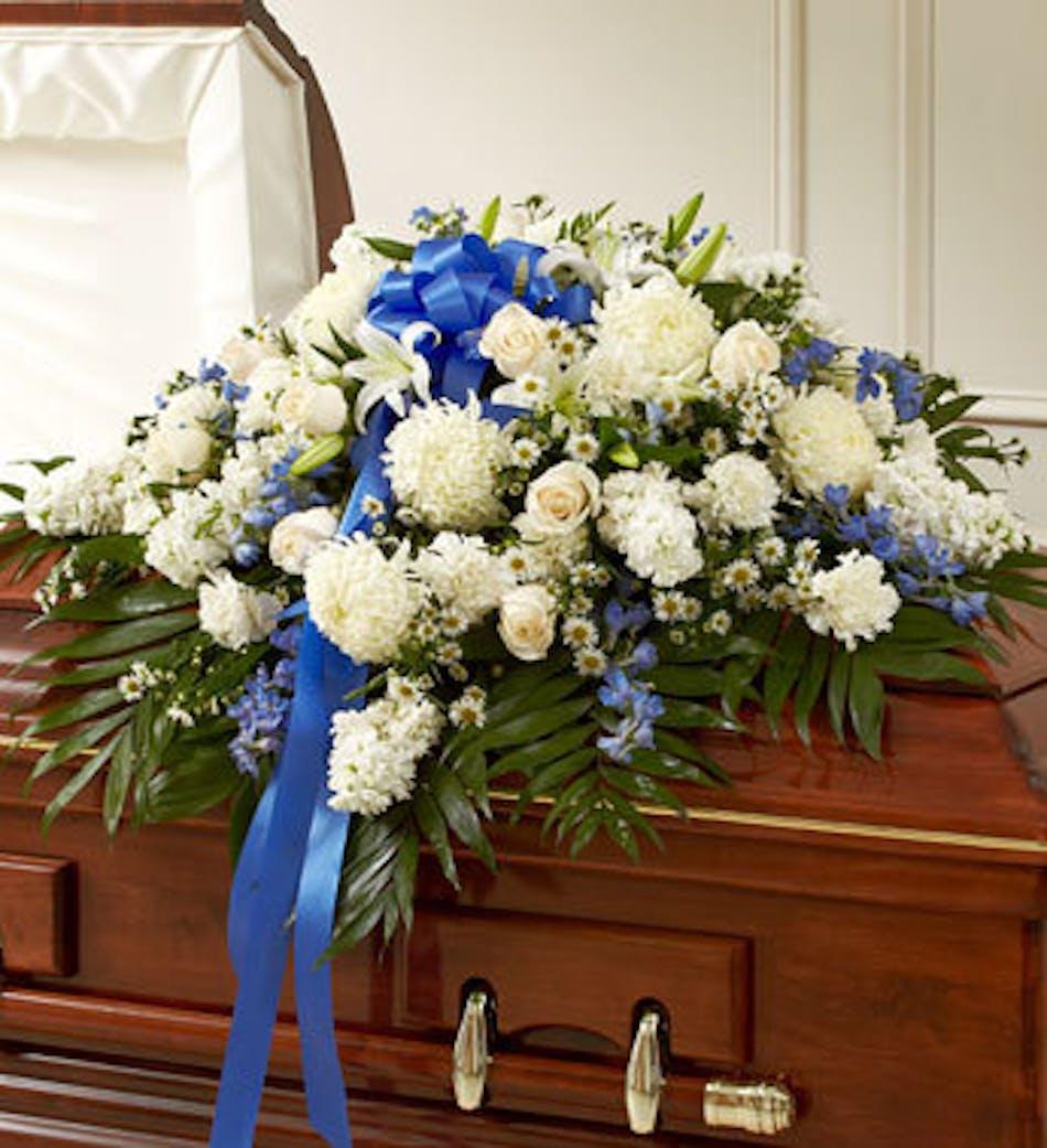 Funeral casket flowers denver funeral casket flowers denver flower available for nationwide delivery izmirmasajfo