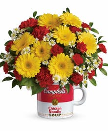 Mixed Flower Get Well Bouquet