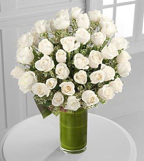 Clarity Luxury Rose Bouquet