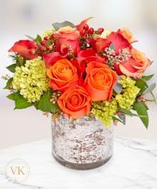 Bright Mixed Flower Bouquet