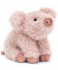 Curvie Pig