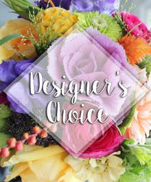 Designer's Choice Birthday Bouquet