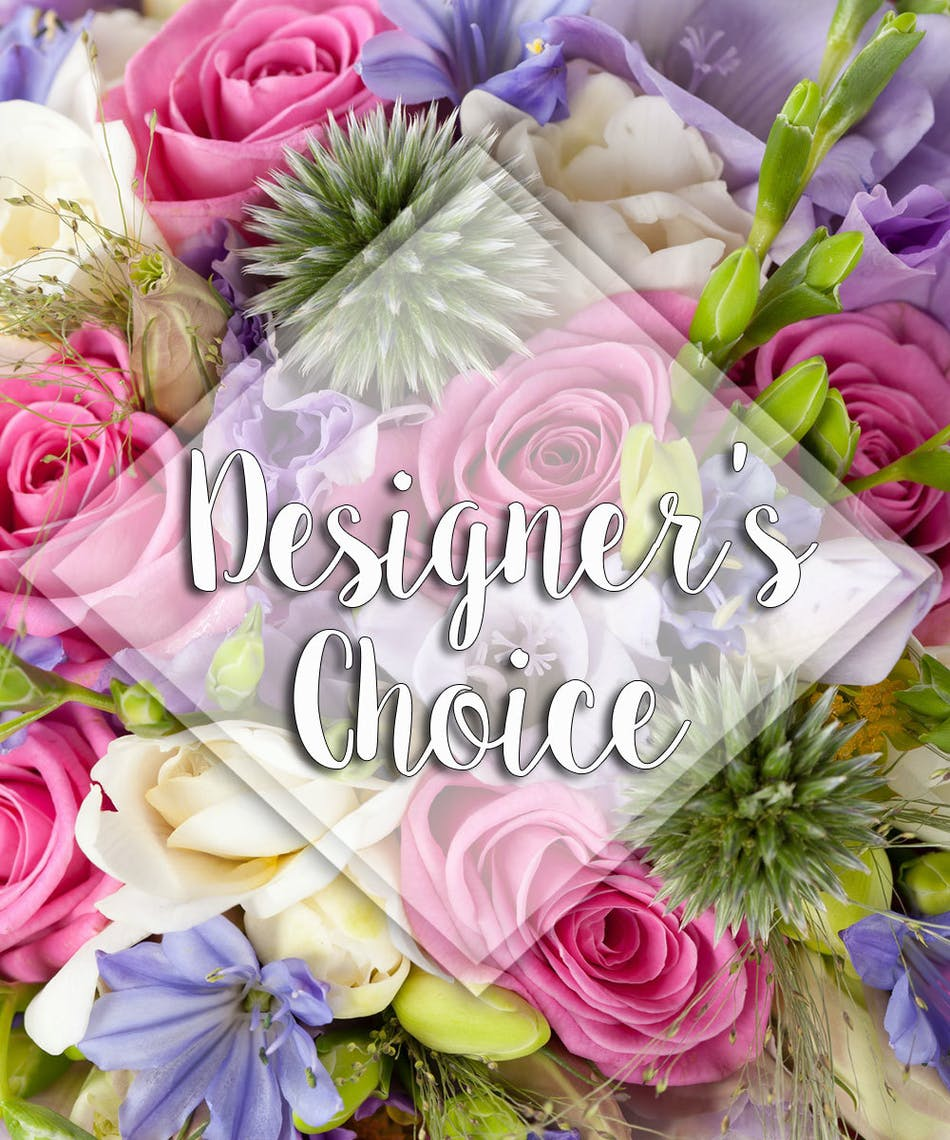 Designers Choice Congratulations Bouquet Mixed Floral