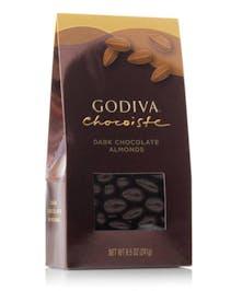 Godiva Dark Chocolate Almonds