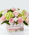 Darling Baby Girl Bouquet