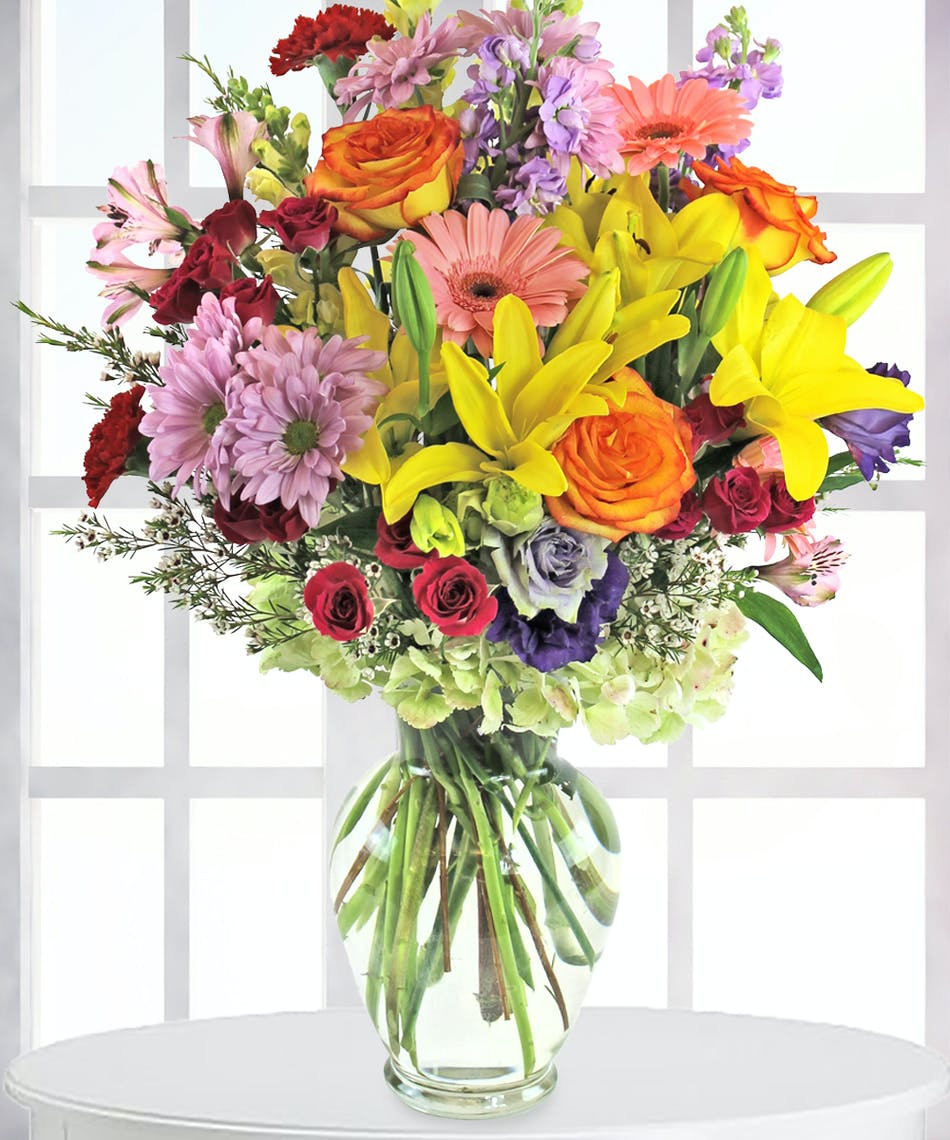 Veldkamps Flowers Denver Florist Fresh Cut Flowers Nationwide