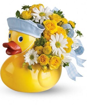 Ducky Delight for Baby Boy