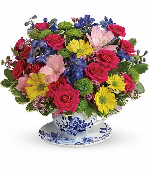 Dutch Garden Bouquet