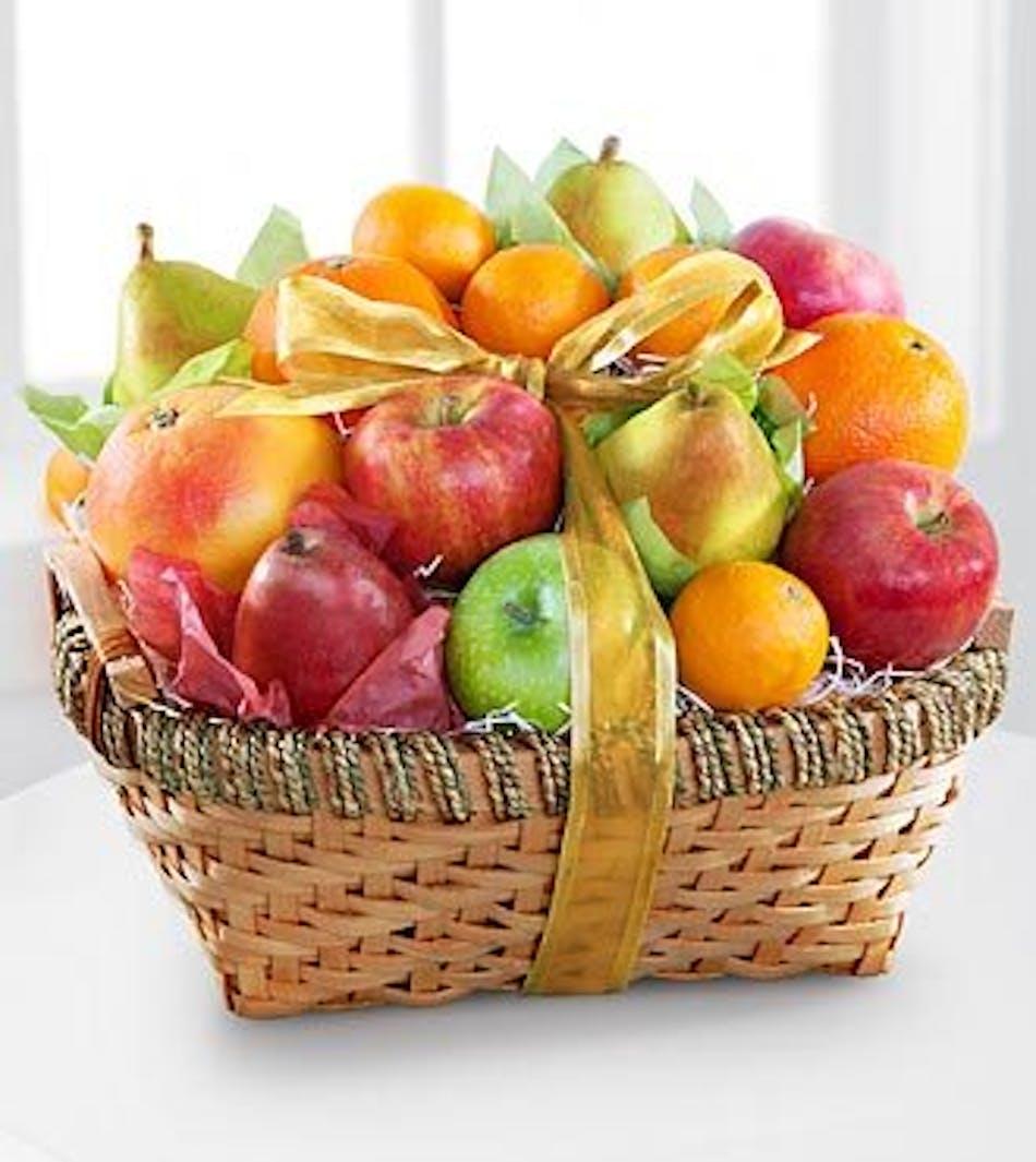 Denvers favorite fruit basket gift baskets fruit baskets available for nationwide delivery negle Gallery