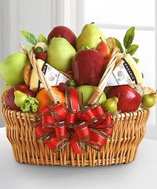 Gift Baskets Filled With Delicious Edible Treats