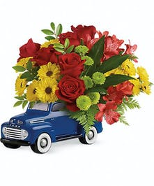 Flowers for Him