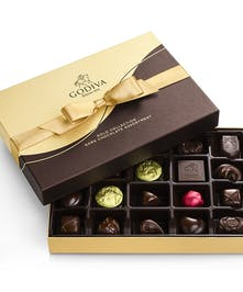 Gourmet Assorted Dark Chocolates