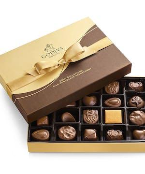 Gourmet Assorted Milk Chocolates