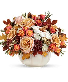 Charming Pumpkin Arrangement