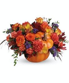 Charming Halloween Bouquet