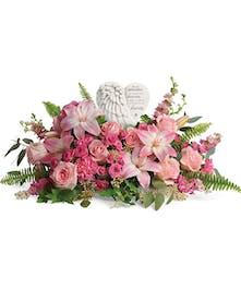 Pink Sympathy Bouquet
