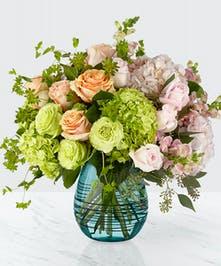 Rose & Hydrangea Luxury Bouquet
