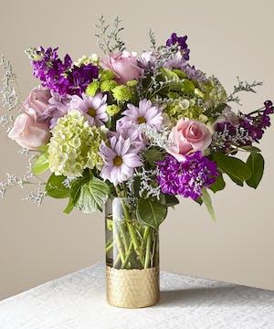 Elegant Lavender Bouquet
