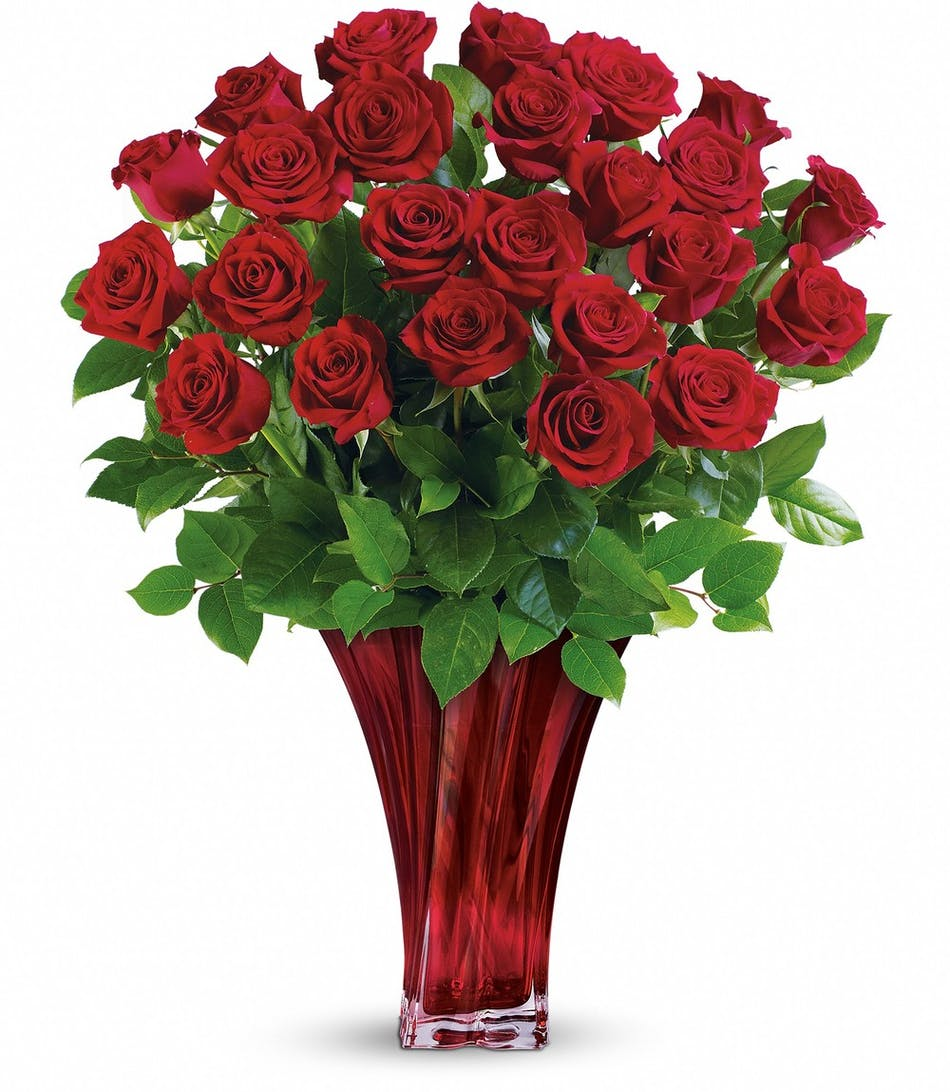 Legendary Love Rose Bouquet Exquisite Red Rose Valentine Bouquet Veldkamp S Flowers Denver Florist Fresh Cut Flowers Nationwide Same Day Flower Delivery