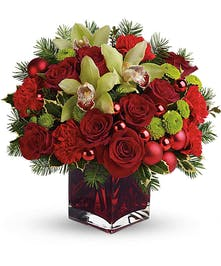 Traditional Christmas Bouquet
