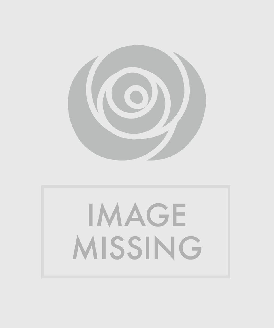 Ocean Of Roses Bouquet Peach And White