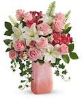 Pink n' Peach Paradise Bouquet