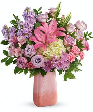 Breathtaking Pastel Bouquet