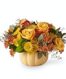 Charming Pumpkin Bouquet