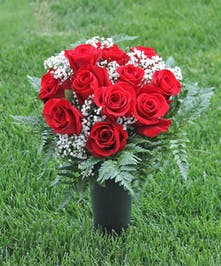 Graveside Urn Bouquet