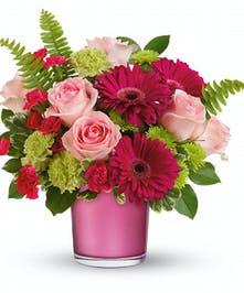 Feminine Pink Bouquet