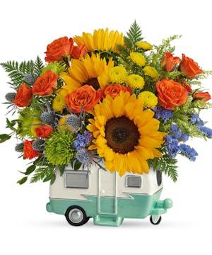 Unique Floral Gift