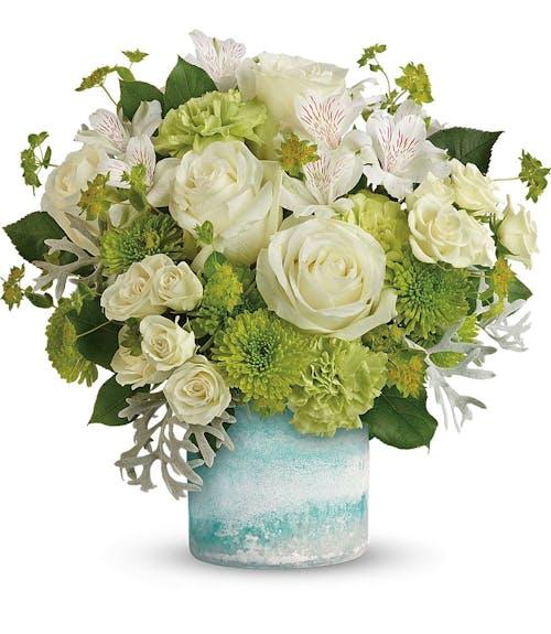 Seaside Roses Bouquet