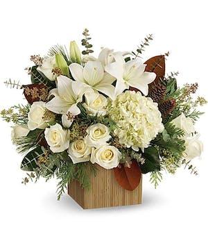 Modern Winter Bouquet