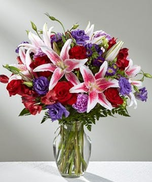 Mixed Flower Bouquet