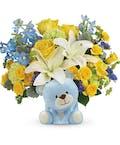 Sunny Cheer Bear Bouquet