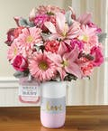 Sweet Baby Girl Bouquet by Hallmark