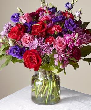 Pink & Lavender Spring Bouquet