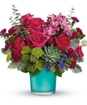 Modern Pink Bouquet