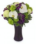 Purple Perfection Bouquet