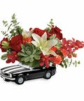 Chevy Camaro Blooming Bouquet Large
