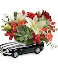 Chevy Camaro Blooming Bouquet Deluxe