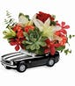 Chevy Camaro Blooming Bouquet Standard